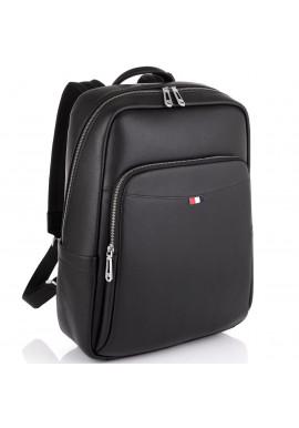 Фото Стильный кожаный мужской рюкзак Tiding Bag N2-191229-3A
