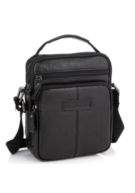 Фото Кожаная мужская сумка через плечо Allan Marco RR-9053A