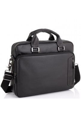 Фото Мужская кожаная сумка для ноутбука Allan Marco RR-4011A