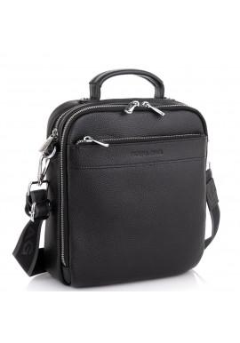 Фото Мужская сумка кожаная через плечо Royal Bag RB70209