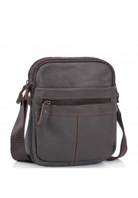 Фото Сумка через плечо маленькая коричневая Tiding Bag NM20-1811DB
