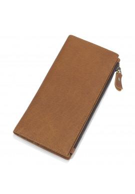 Фото Портмоне мужское коричневое Tiding Bag t0058