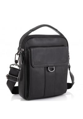 Фото Небольшая мужская кожаная сумка через плечо Tiding Bag N2-8013A