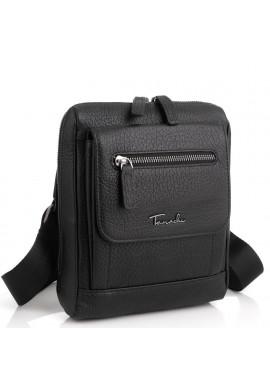 Фото Мужская сумка через плечо черная Tavinchi TV-S005A