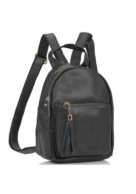 Фото Женский маленький кожаный рюкзак Riche Nm20-W1899A