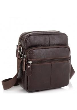 Фото Коричневая мужская сумка Tiding Bag NM20-2610DB