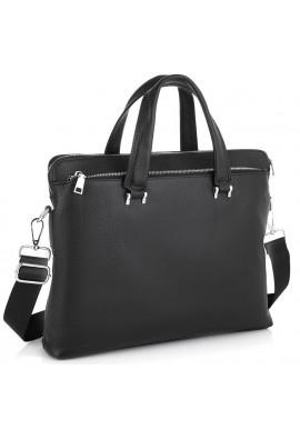 Фото Мужская классическая кожаная сумка для ноутбука Tiding Bag NM23-2307A