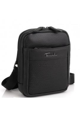 Фото Мужская качественная кожаная сумка через плечо Tavinchi TV-S001A
