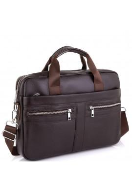 Фото Кожаная сумка для ноутбука Tiding Bag A25-1120C