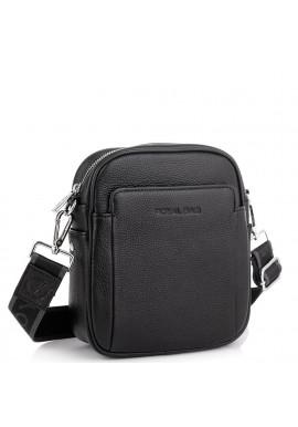 Фото Мужская сумка через плечо из натуральной кожи Royal Bag RB70208