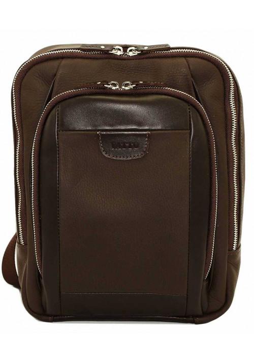 Модный рюкзак мужской Vatto коричневый