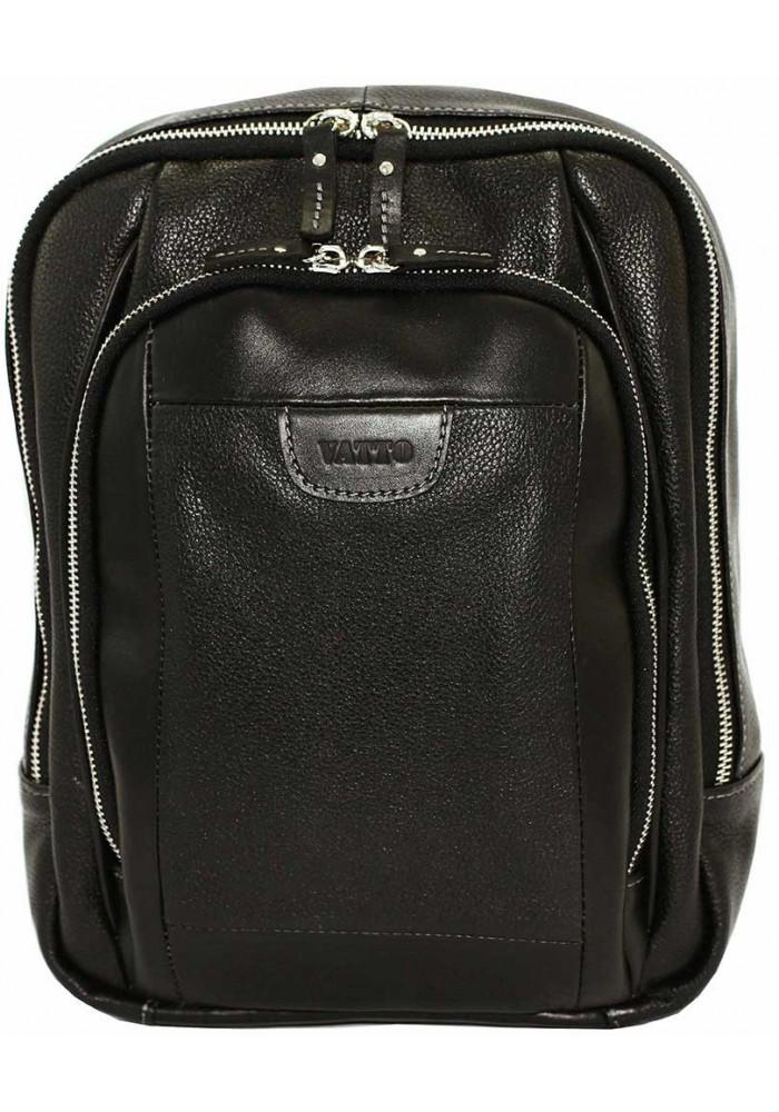 Модный рюкзак мужской Vatto черный