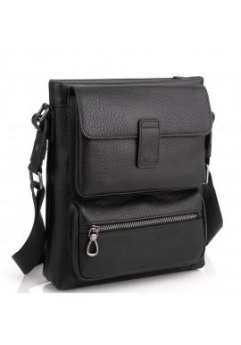 Фото Кожаная мужская сумка через плечо Tavinchi S-009A