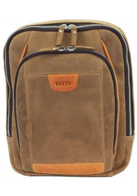 Фото Модный рюкзак мужской Vatto песочный