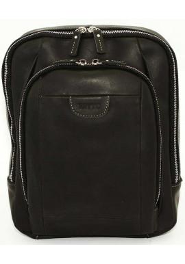 Фото Модный рюкзак мужской Vatto черный матовый