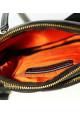 Брендовая сумка для мужчины кожаная Vatto синяя матовая, фото №7 - интернет магазин stunner.com.ua