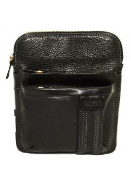 Фото Брендовая сумка-планшет для мужчины Vatto черная