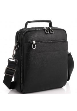 Фото Кожаная сумка через плечо с ручкой Tavinchi S-010A