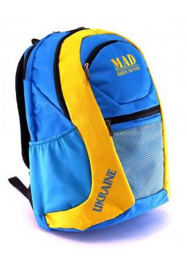 Фото Городской рюкзак UKRAINE_ACTIVE+ TM MAD