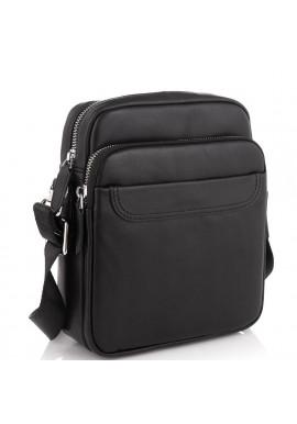 Фото Мужская сумка через плечо из натуральной кожи Tiding Bag M6003A