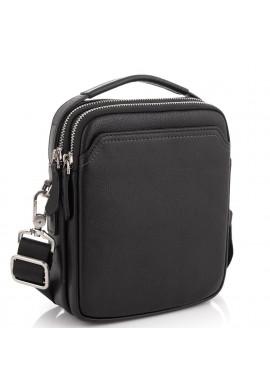 Фото Мужская кожаная сумка через плечо Tiding Bag SM8-096A