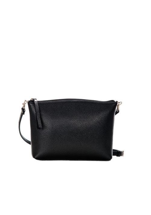 Брендовая женская кожаная сумка-клатч ACTIVE ISSA HARA черная