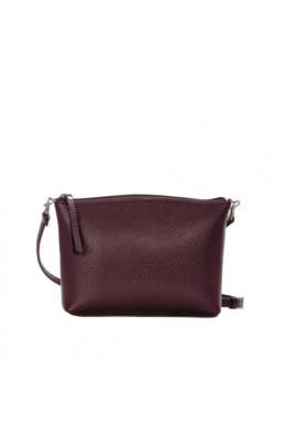 Фото Брендовая женская кожаная сумка-клатч ACTIVE ISSA HARA коричневая
