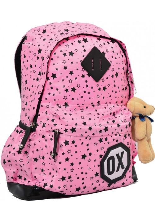 "Рюкзак ""Oxford"" X094 розовый"