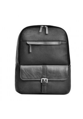 Фото Брендовый рюкзак кожаный ISSA HARA черный