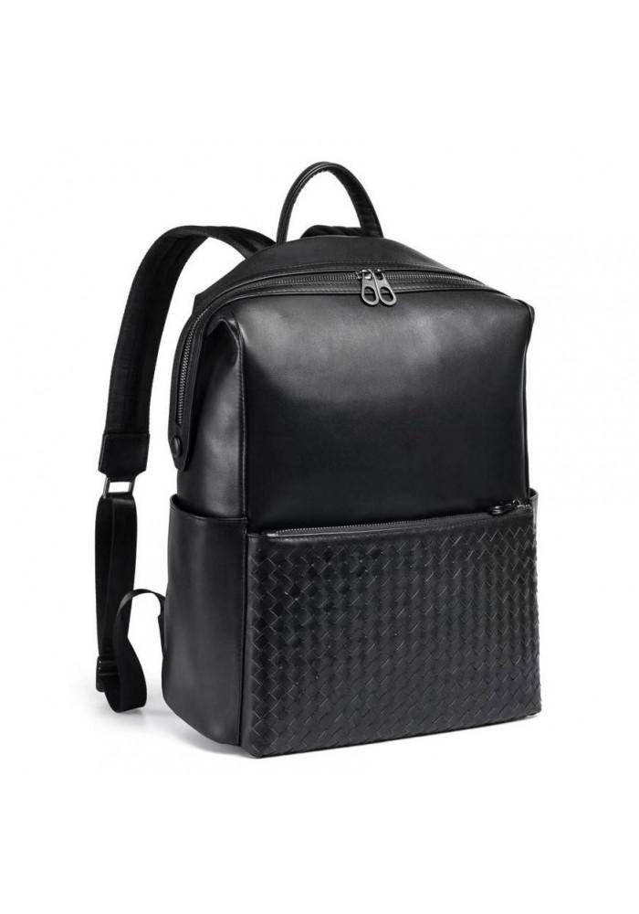 Фото Стильный кожаный мужской рюкзак Tiding Bag B3-157A