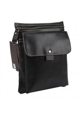 Фото Мужская сумка через плечо кожаная Tiding Bag 706A
