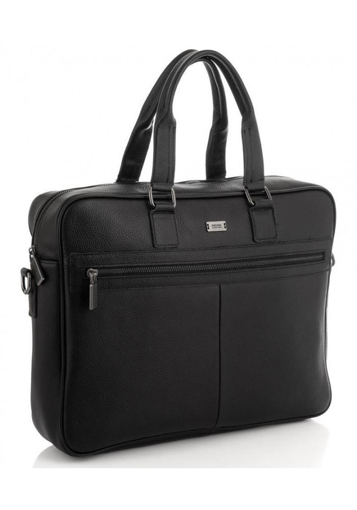 Фото Мужская сумка для ноутбука натуральная кожа Ricardo Pruno RP23-M8018A