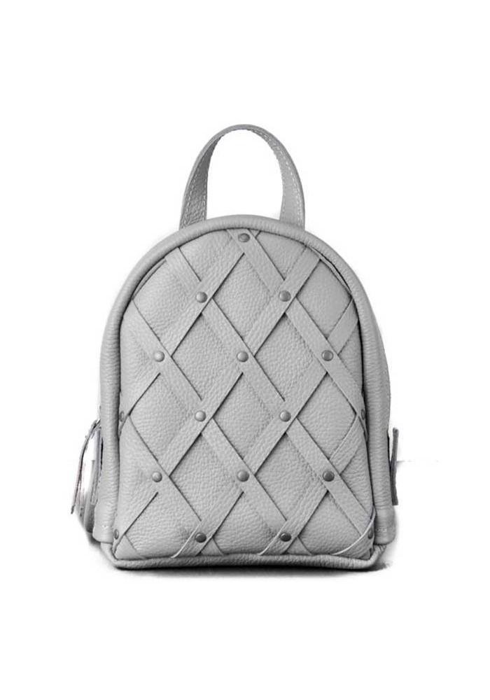 Рюкзак молодежный маленький Baby Archer Grey