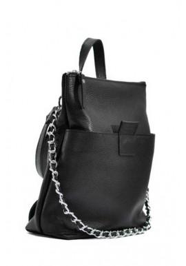 Фото Сумка-рюкзак женская K-2 Black