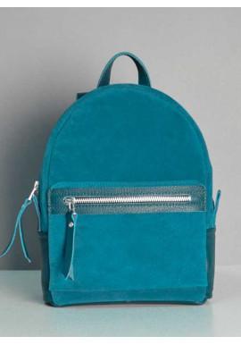 Фото Замшевый рюкзак женский Sport Emerald