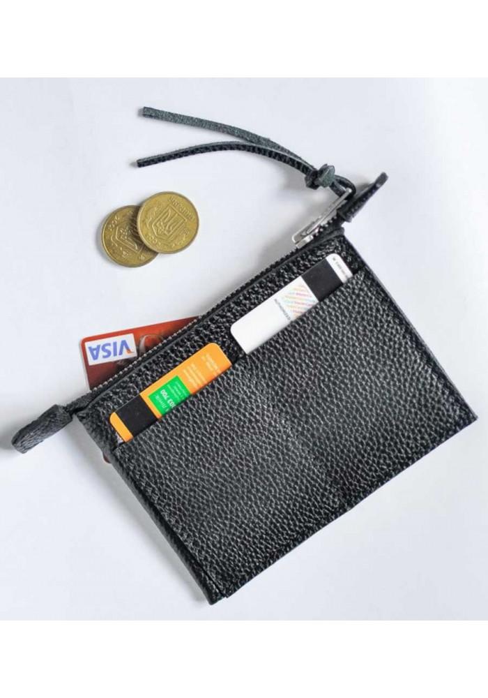 Фирменный кошелек женский Keeper Black