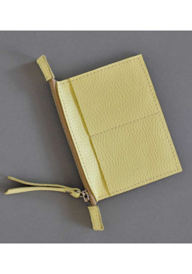 Фото Фирменный кошелек женский Keeper Yellow