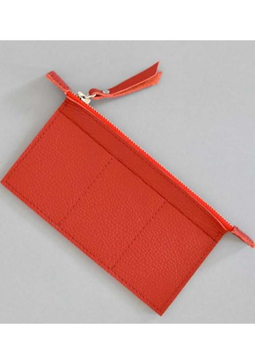Фирменный кошелек женский Keeper Red