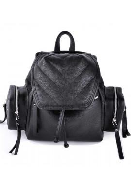 Фото Качественный рюкзак женский K-750 Black