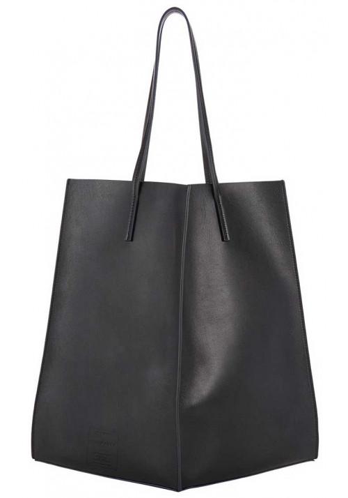Кожаная сумка для женщины Poolparty Milan