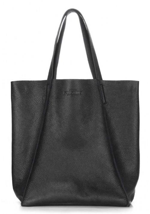 Кожаная сумка для женщины Poolparty Edge