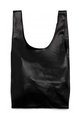 Фото Стильная кожаная сумка Poolparty Leather Tote