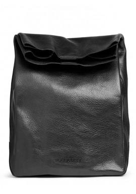 Фото Сумка клатч женская Poolparty Leather Lunchbox