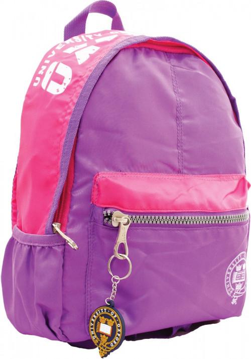 """Рюкзак для подростка """"Oxford"""" X258 сиреневый"""
