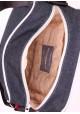 Мужская сумка через плечо Poolparty Pool-18 Jeans, фото №3 - интернет магазин stunner.com.ua