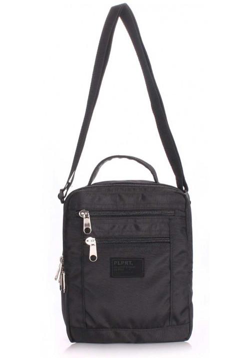 Мужская сумка на плечо Poolparty Crossbody Black