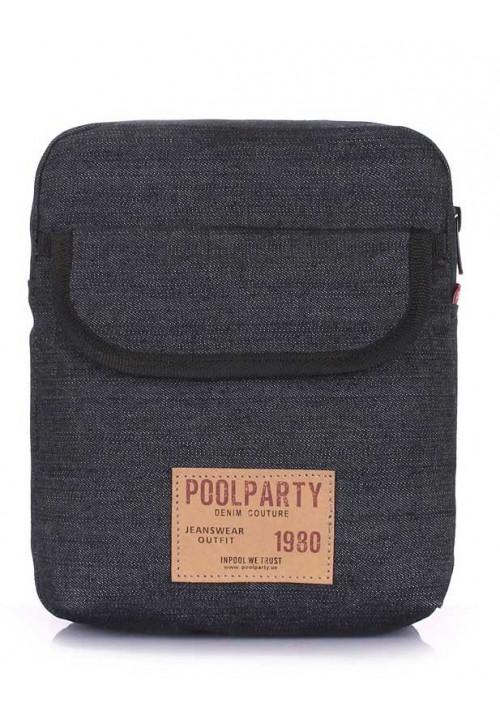 Мужская сумка на плечо Poolparty Extreme Denim