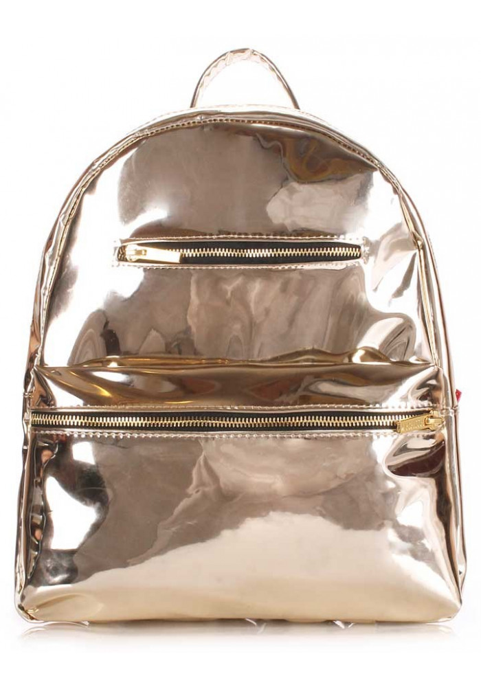 Женский рюкзак Poolparty Mini Bckpck Gold