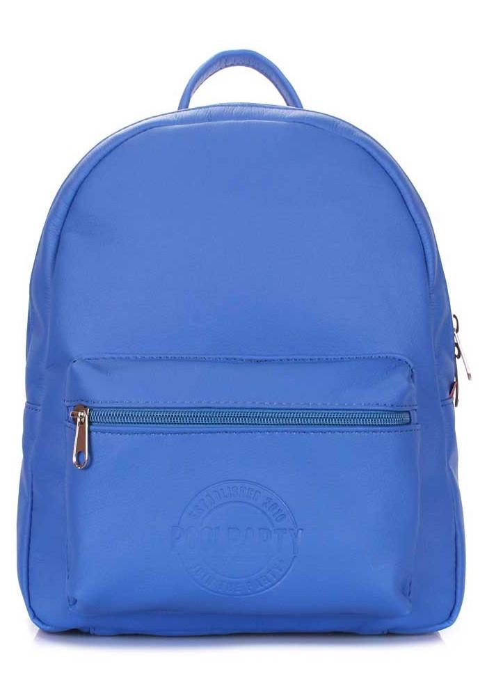 Женский рюкзак Poolparty XS Bckpck Blue