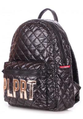 Фото Женский рюкзак Poolparty Plprt Bckpck Stitch Black